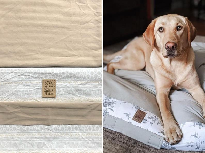 Hakuna Matata Eco-friendly large dog bed