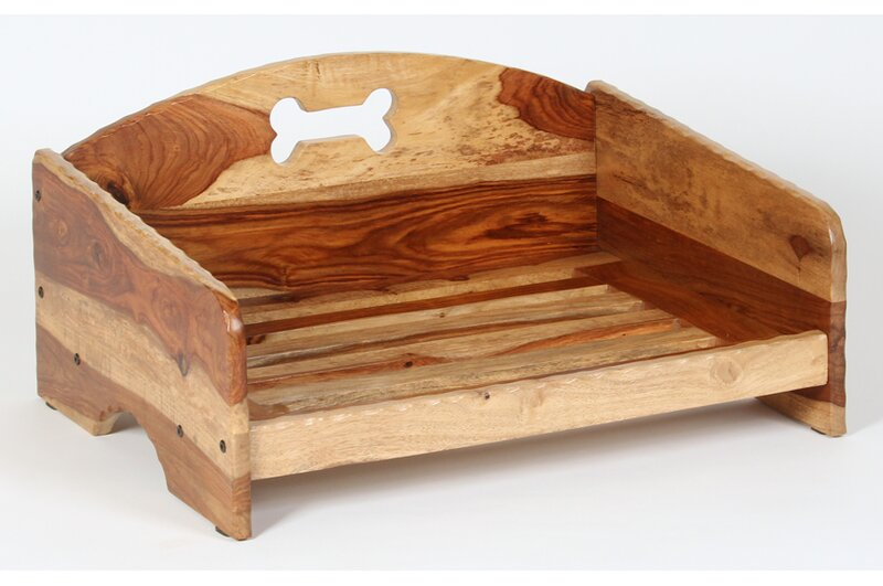 Craig Solid Wood Dog Sofa Bed