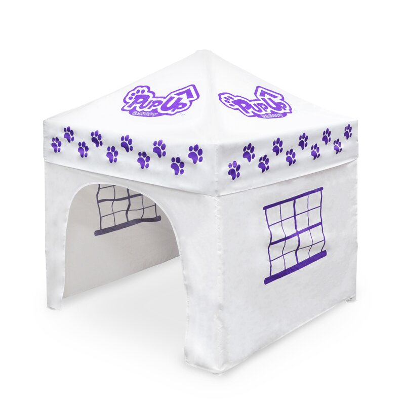 PupUp Canopy Dog House