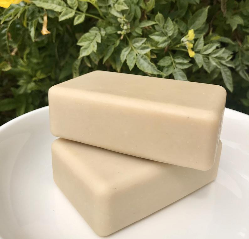 BellezzaNaturaleSkin Solid hypoallergenic Dog Shampoo Bars