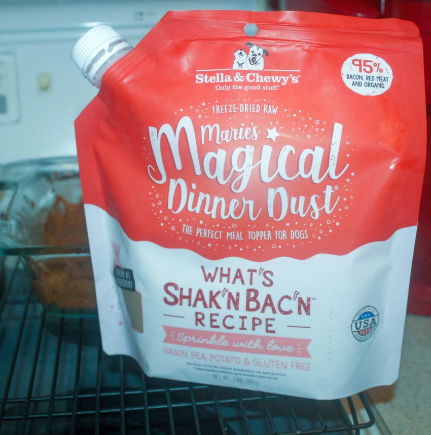 Thinking about trying out Stella and Chewy's Marie's Magical Dinner Dust but not sure if it's worth buying? Check out our full review!